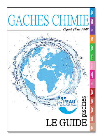 catalogue GACHES Chimie - produits piscine
