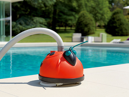 robot piscine Magic Clean