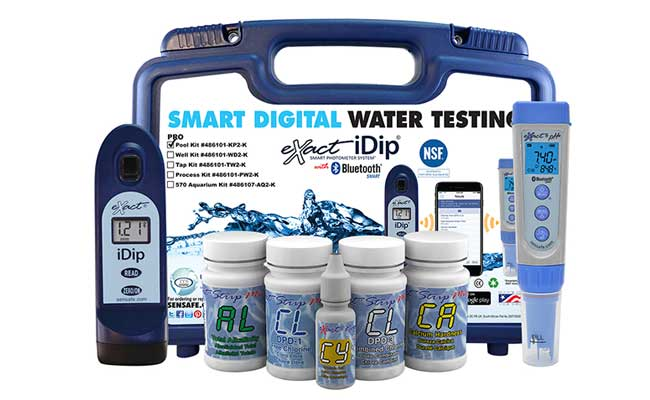eXact iDip® Professional Test Kit