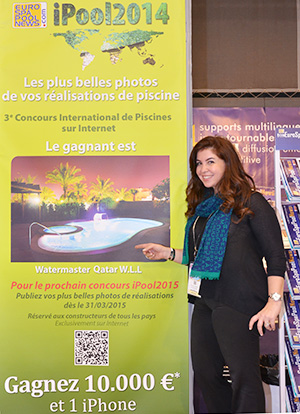 Gagnant iPool 2014