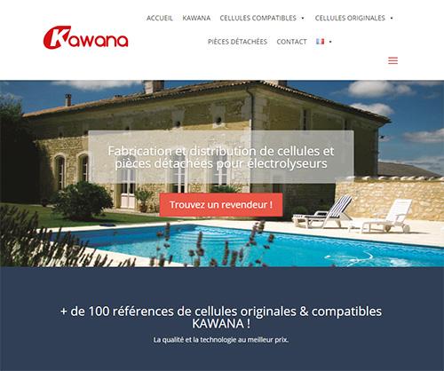 Site web Kawana