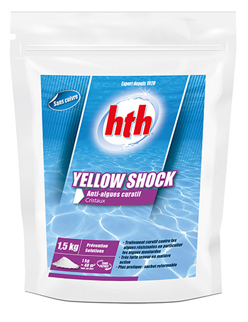 hth Yellow Shock