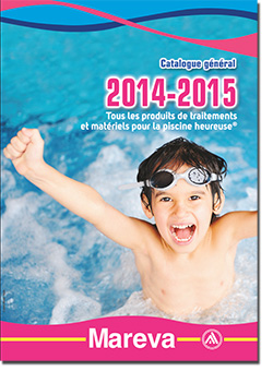 couverture catalogue Mareva piscine