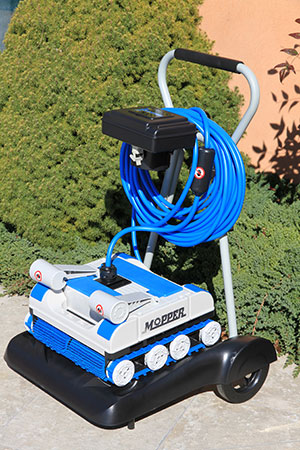 robot de piscine mopper une m canique simple et prouv e