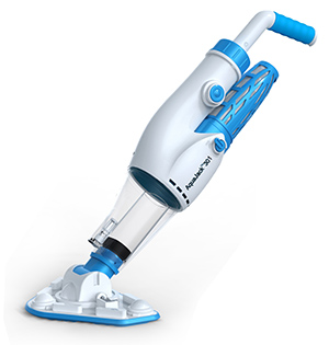 Aquajack 301 electric vacuum cleaner