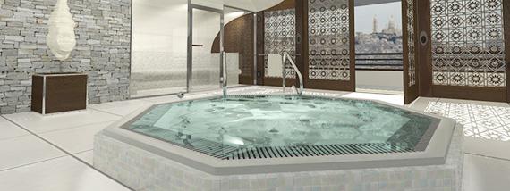 le savoir faire de nordique france au service du spa professionnel. Black Bedroom Furniture Sets. Home Design Ideas