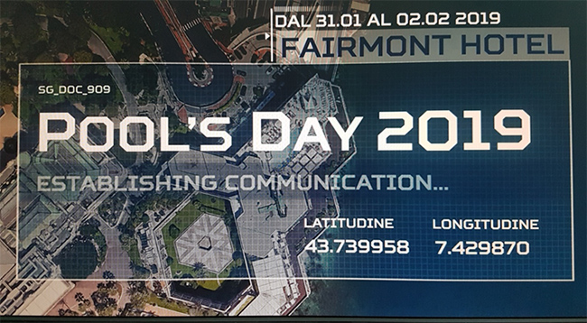 POOL'S DAY 2019