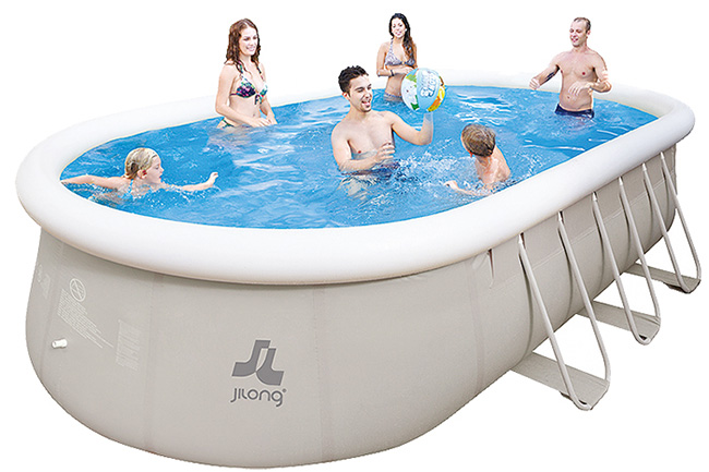 piscine gonflable POOLSTAR