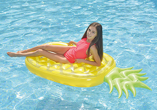 tapis gonflable piscine POOLSTAR