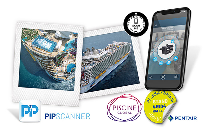 PIP Scanner Pentair