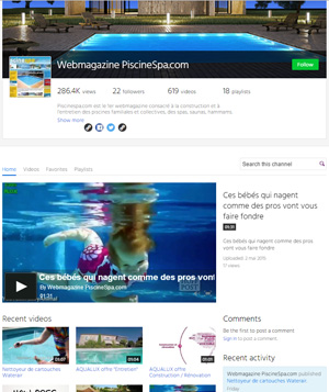 PiscineSPa Dailymotion