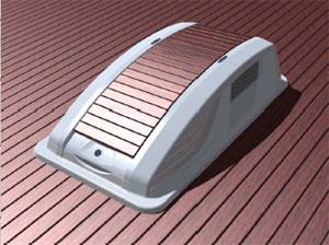 innovation le pari r ussi d 39 un local technique semi enterr avec pompe chaleur int gr e. Black Bedroom Furniture Sets. Home Design Ideas