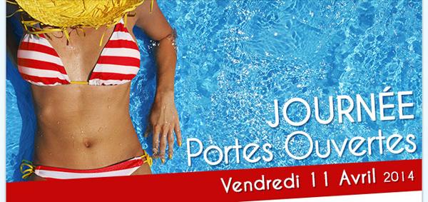 Journ e portes ouvertes pour les professionnels de la piscine - Journee portes ouvertes spa ...