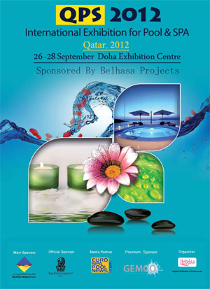 QPS Pool & Spa exhibition