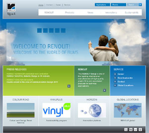 Renolit home page