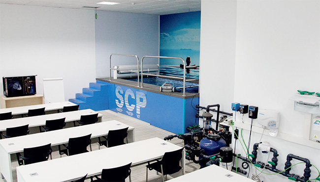 SCP Academy - Formations Piscines et Spas