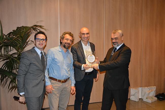 Busatta Fioravanti premiazione 2019