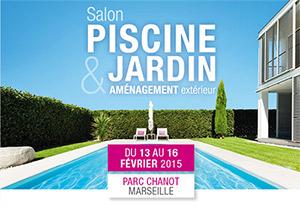 Participez au salon piscine jardin am nagement ext rieur de marseille salon r f rence du - Salon de la piscine marseille ...