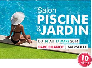 Le blog des professionnels de la piscine et du spa le salon piscine et jardin du 14 au 17 mars - Salon de la piscine marseille ...