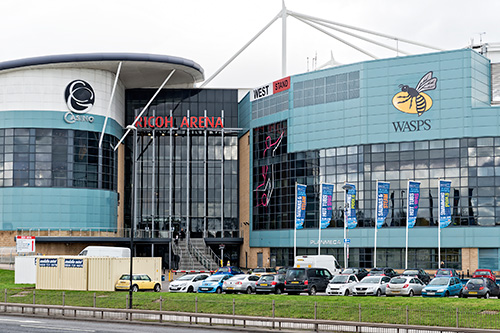 Exhibition Stand Builders Coventry : For three days next week the ricoh arena in coventry will