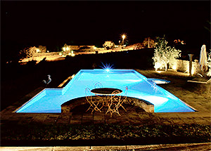 Teclumen pool lighting