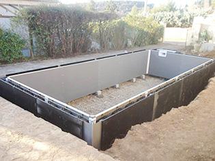 Unib o un r seau fait pour les ind pendants for Equipement piscine beton