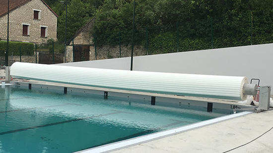 Le blog des professionnels de la piscine et du spa for Piscine hors sol wood grain