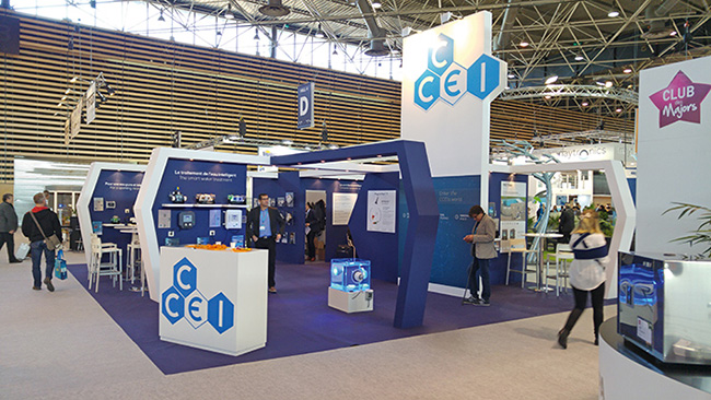 Stand Salon CCEI