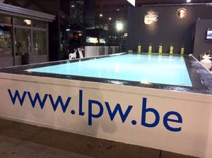 Lpw covrex produit en exclusivit pour toute l europe la for Piscine miroir reflea
