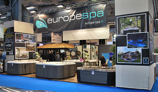 Stand Europe Spa