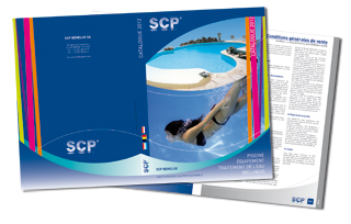 Scp presents its new swimming pool 2012 catalogue for Scp distributors swimming pools