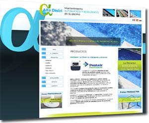 Nouveau portail de ventes de produits de domotique piscine for Domotique piscine