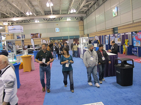Celebrating 35 years of bringing the pool spa industry for Pool trade show atlantic city