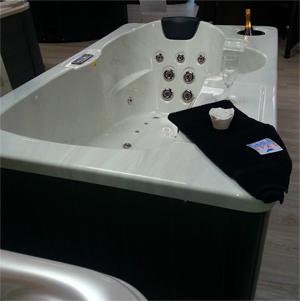 pour profiter en solo d une s ance de spa. Black Bedroom Furniture Sets. Home Design Ideas