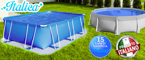 Bs village piscine presenta la sua for Italica piscinas
