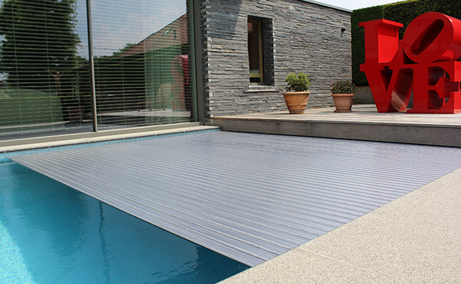 Building Pool Cover Profile