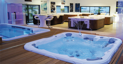 Showroom spas Rosheim