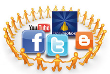 communauté eurospapoolnews facebook, blog, twitter, daily motion, youtube, blog