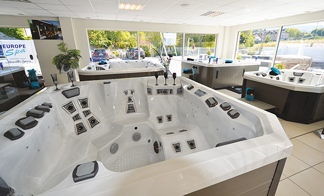 showroom Europe Spa
