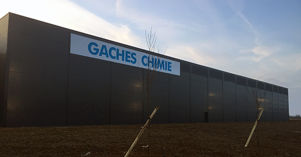 Site Gaches Chimie Ile-de-France