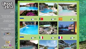 concours de la plus belle piscine ipool2012 en route pour la finale. Black Bedroom Furniture Sets. Home Design Ideas