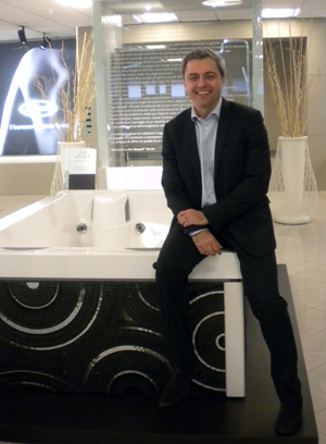 Fabio FELISI new president of Jacuzzi for Europe