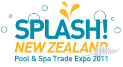 Logo SPLASH NEW ZEALAND