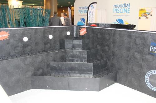 Nouvelle hauteur disponible pour les panneaux de coffrage mondial piscine for Prix piscine mondial piscine