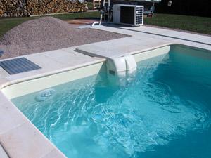 Nouveau groupe de filtration avec pompe et coffret for Bloc filtration piscine
