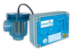 Novo modelo de eletro ionizador for Ionizador piscina