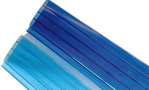Nouveaux coloris de lames polycarbonate for Volet polycarbonate piscine