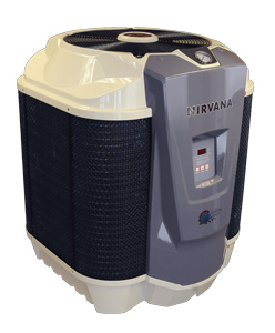 Pompe chaleur co nerg tique for Chauffe piscine solaire eco saver