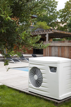 nouvelle gamme de pompes chaleur piscines. Black Bedroom Furniture Sets. Home Design Ideas