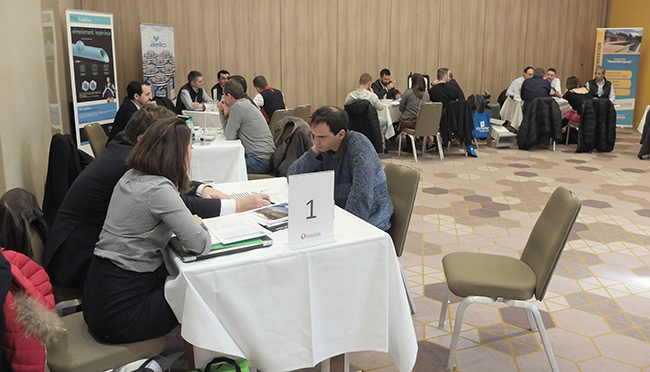 Oceazur Speed Dating - Séminaire 2019